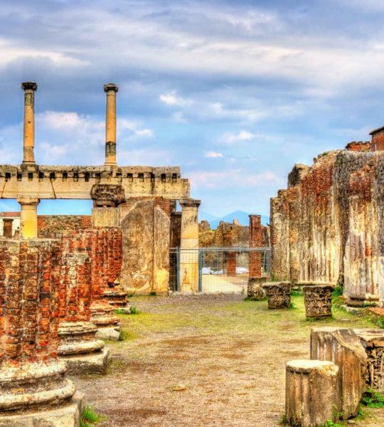 Pompéi, Italie