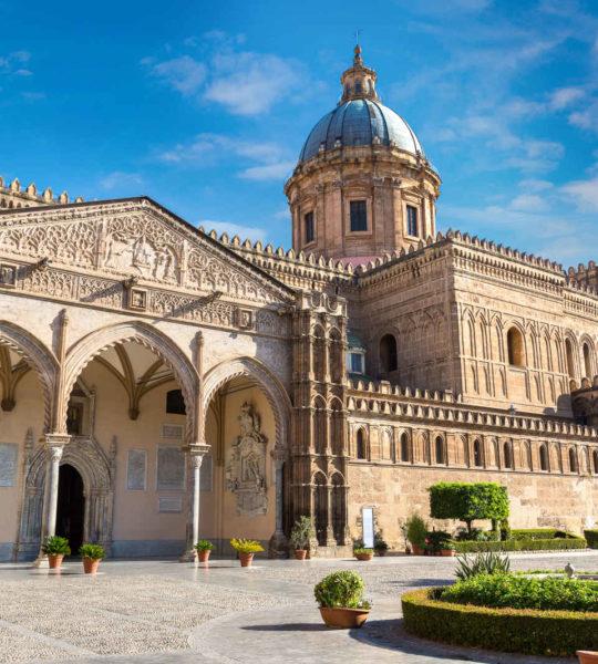 Cathédrale, Palerme, Italie
