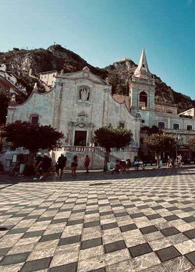 Voyage Taormine
