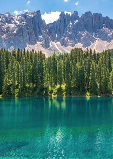 Voyage Dolomites
