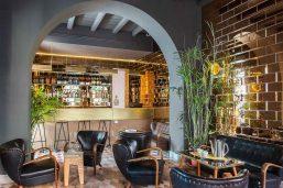G-Bar, hôtel G-Rough, Rome, Latium, Italie