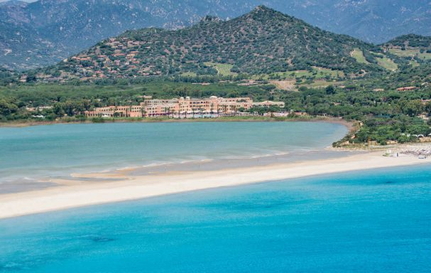 Environnement de l'hôtel Pullman Timi Ama Sardegna, Villasimus, Sardaigne