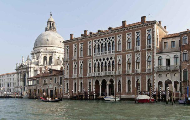 Vue extérieure, hôtel Sina Centurion Palace, Venise, Italie