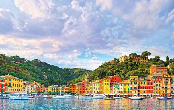 Vue de Portofino