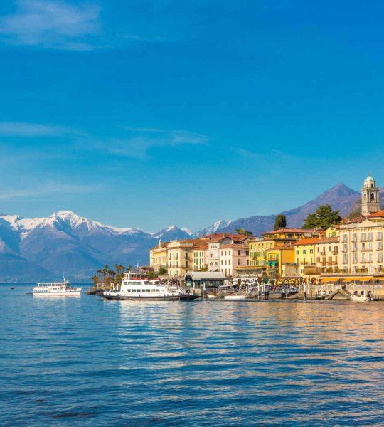 Bellagio, Lac de Come, Lombardie, Italie
