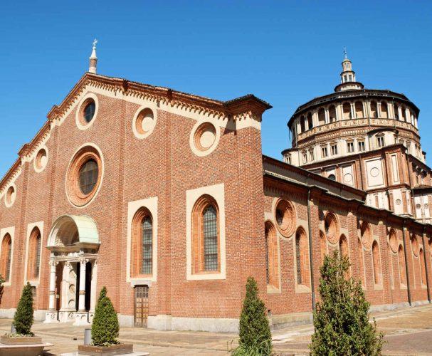 Eglise Santa Maria delle Grazie